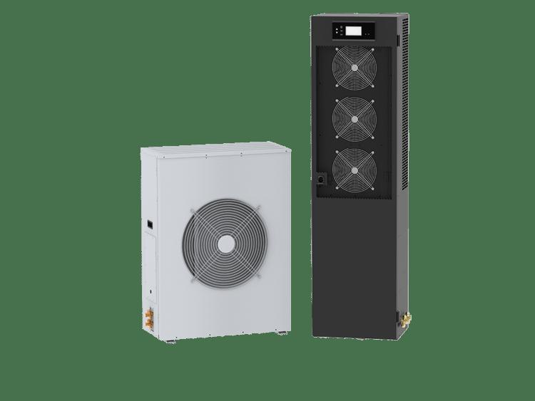 百特帕克BPX7小型机房分为单冷和冷热两种 适合小空间环境处理
