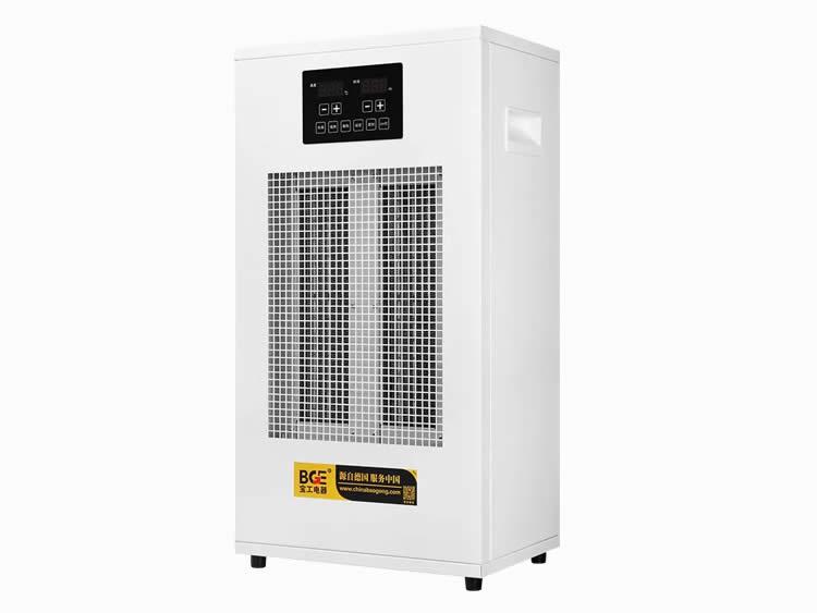节能猫立柜式BGP2006-90型工业电暖风机 380V电热风 升温快 节能款