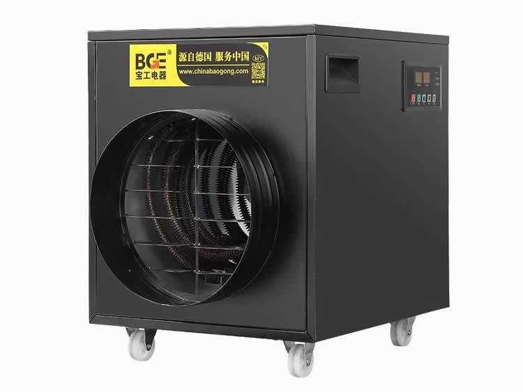 BGP2103-150型立柜式电暖风机 工厂 办公室使用 箱式结构 380V电热风机